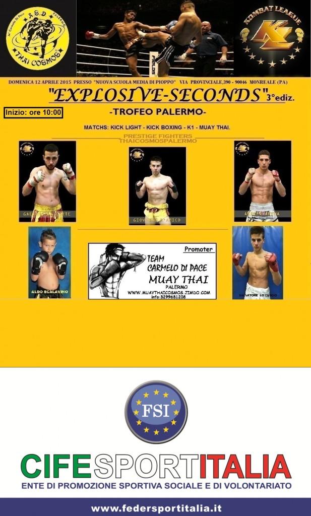 cife thai boxe