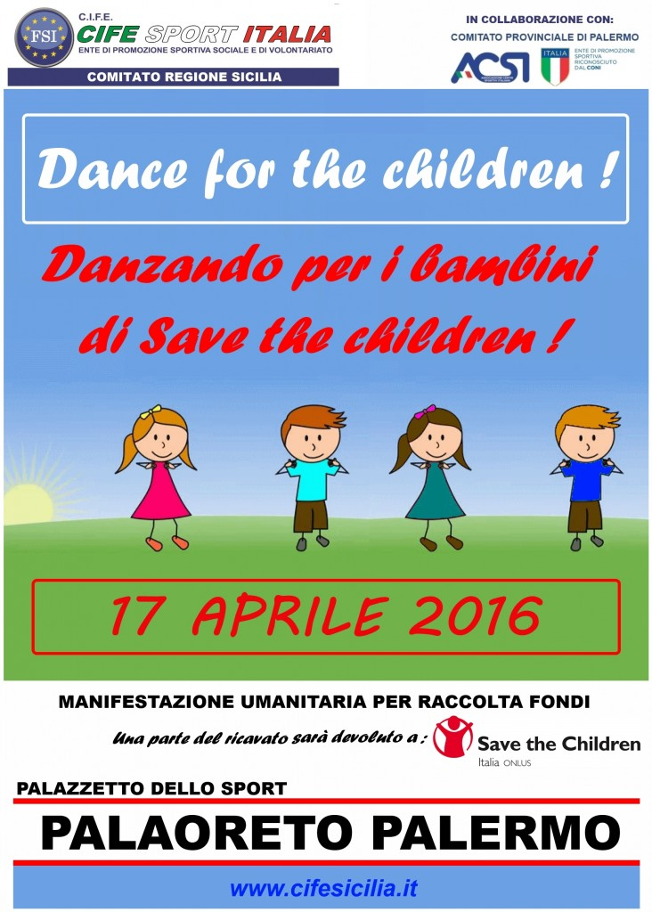 dance for children